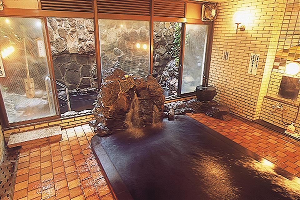 温泉ホテル 中原別荘