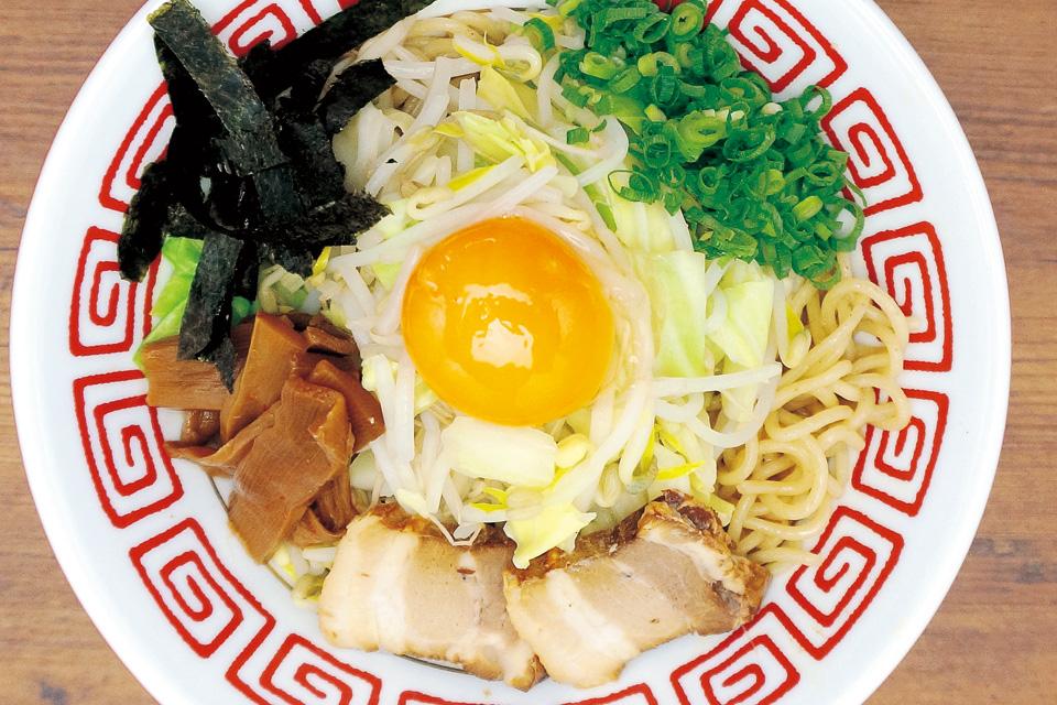 麺食堂 黒天