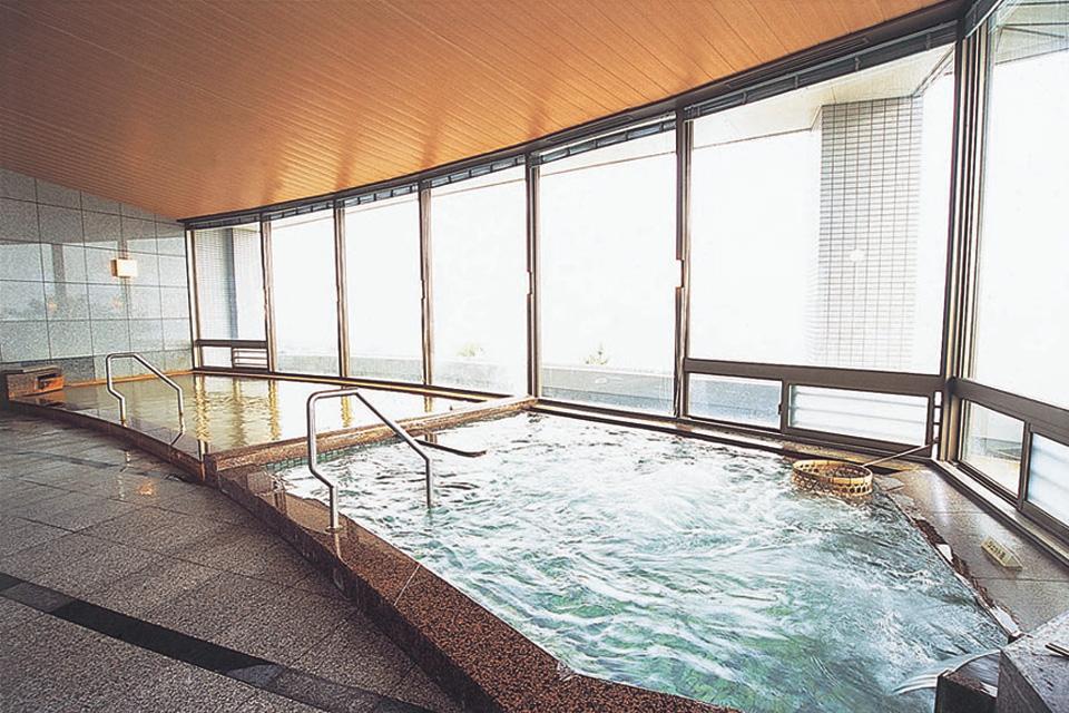 国民宿舎 レインボー桜島・桜島マグマ温泉