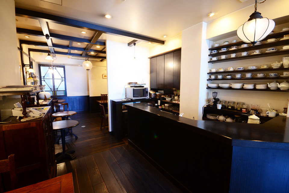 高見馬場 Cie's cafe
