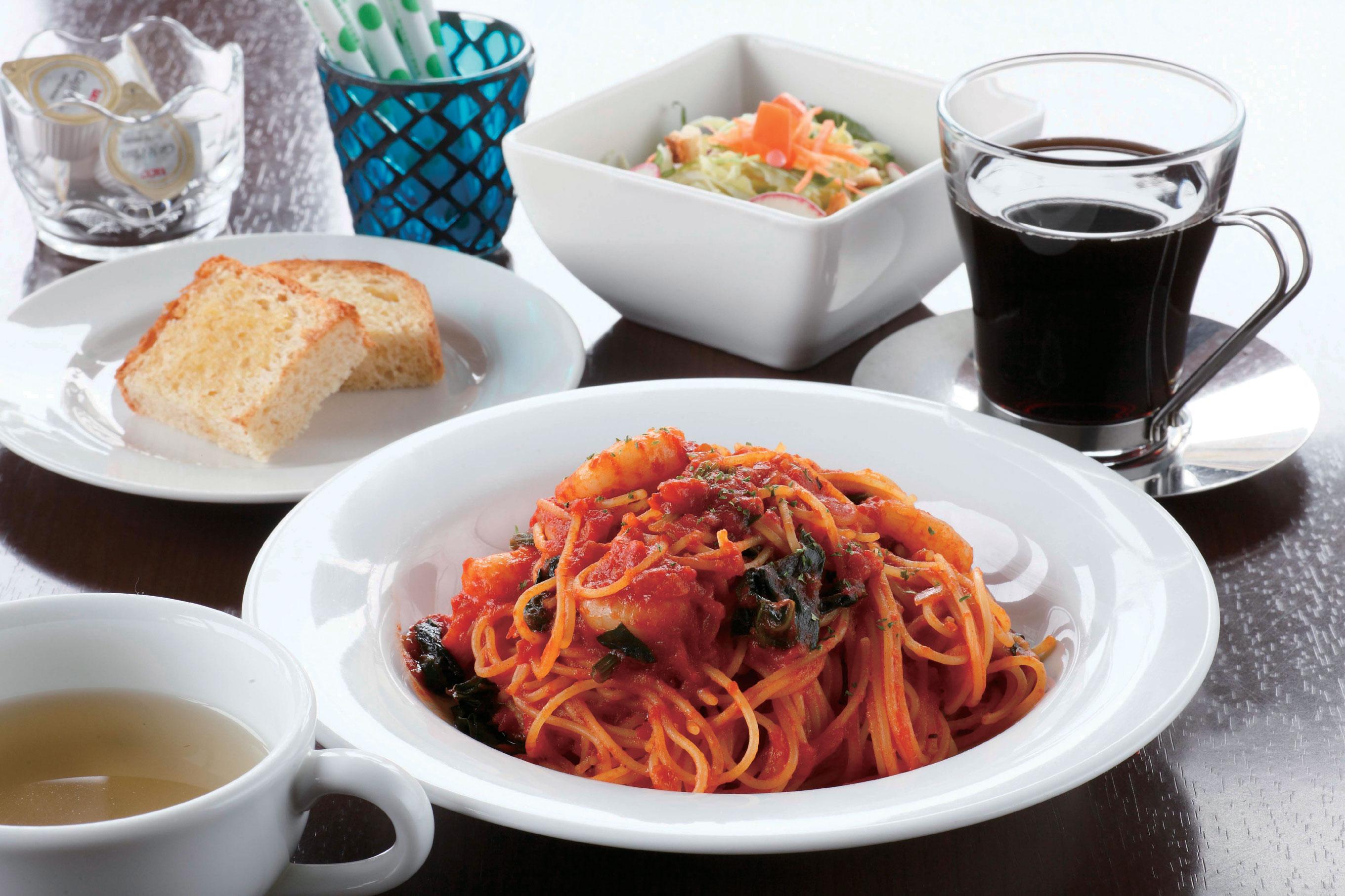 スパゲッティ pono buono