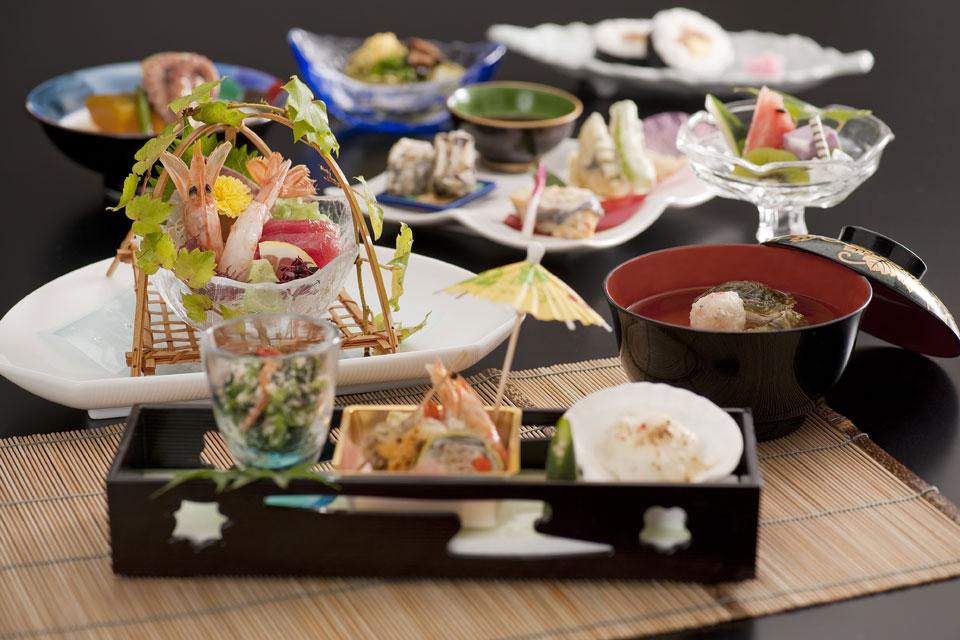 鹿児島東急REIホテル 日本料理あづま