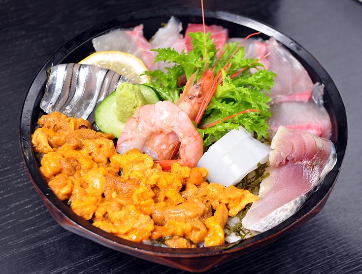 トロッとした超絶美味しいウニを味わいに阿久根へ!