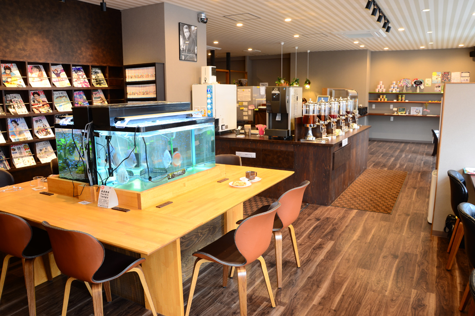 Time cafe kagoshima