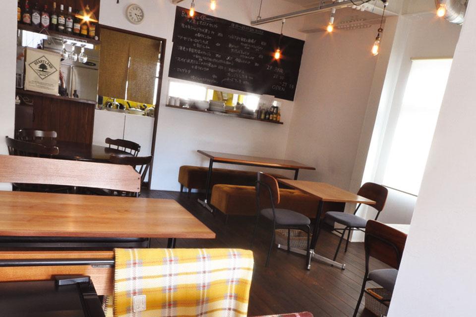 cafe & bar Balearica