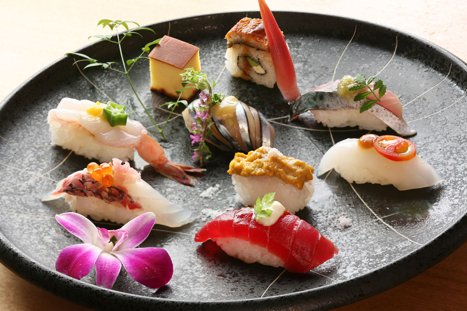 寿司ダイニング 洲崎