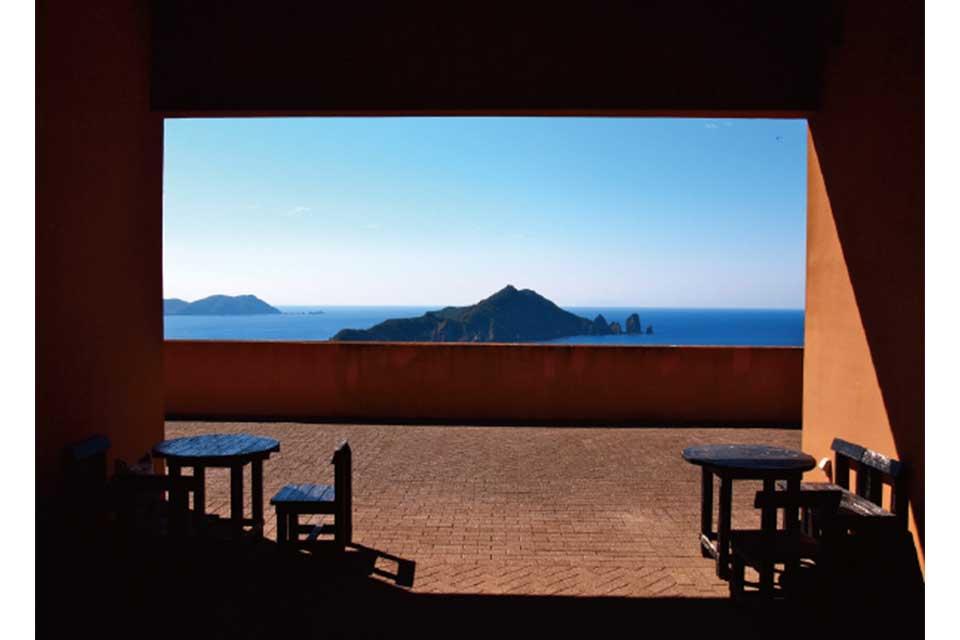 海の見える美術館で珈琲を飲む会