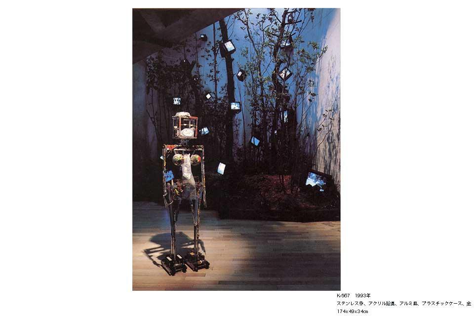 鹿児島県霧島アートの森 特別企画展「ナムジュン・パイク展」
