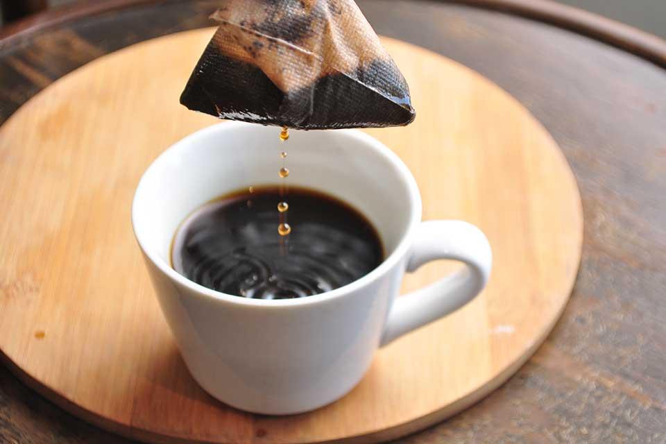 珈琲の名店【HATANAKA COFFEE】が下荒田にも出店。珈琲のいい香りが漂います