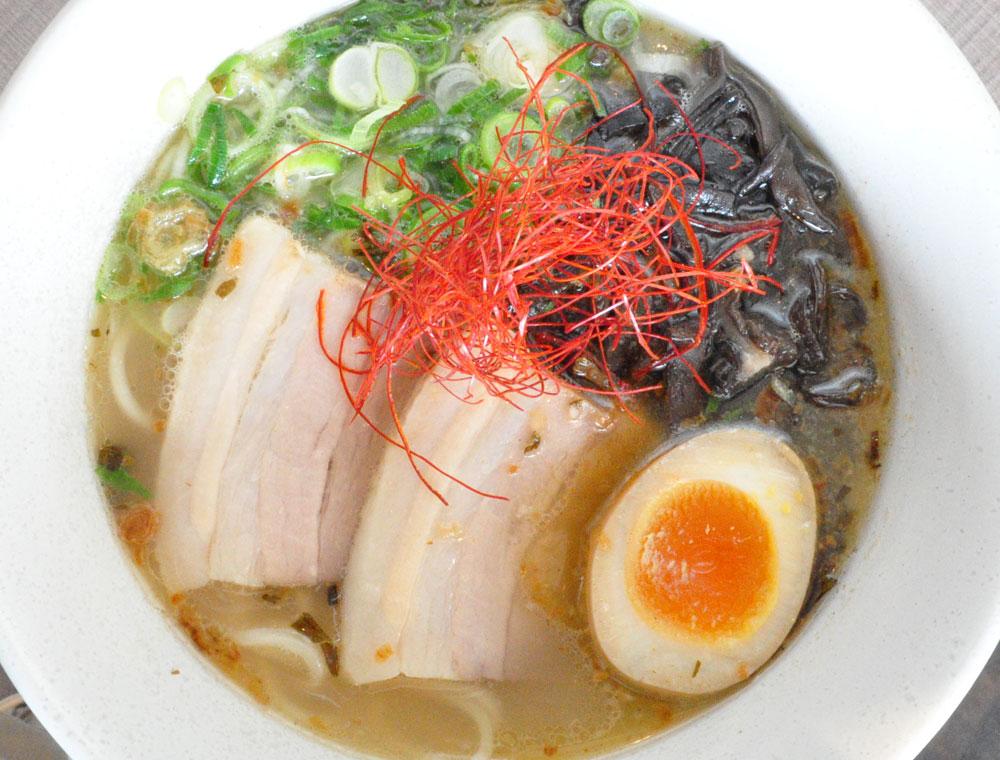 魚介豚骨ラーメン756
