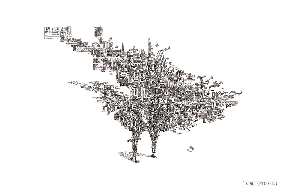 鹿児島県霧島アートの森 2017年度アートラボ 篠崎理一郎展「インサイドダイバー」