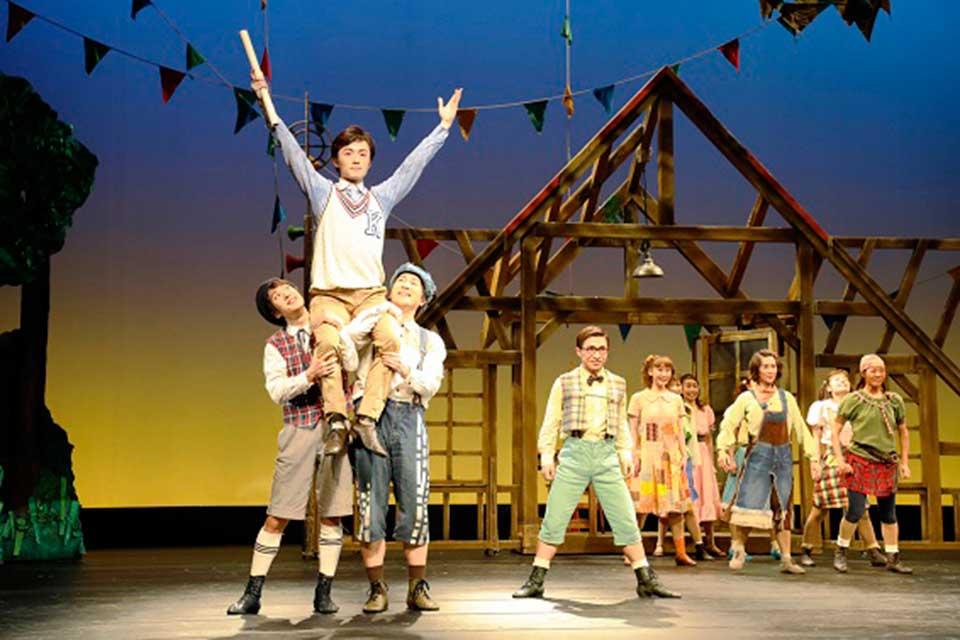劇団四季ファミリーミュージカル「嵐の中の子どもたち」