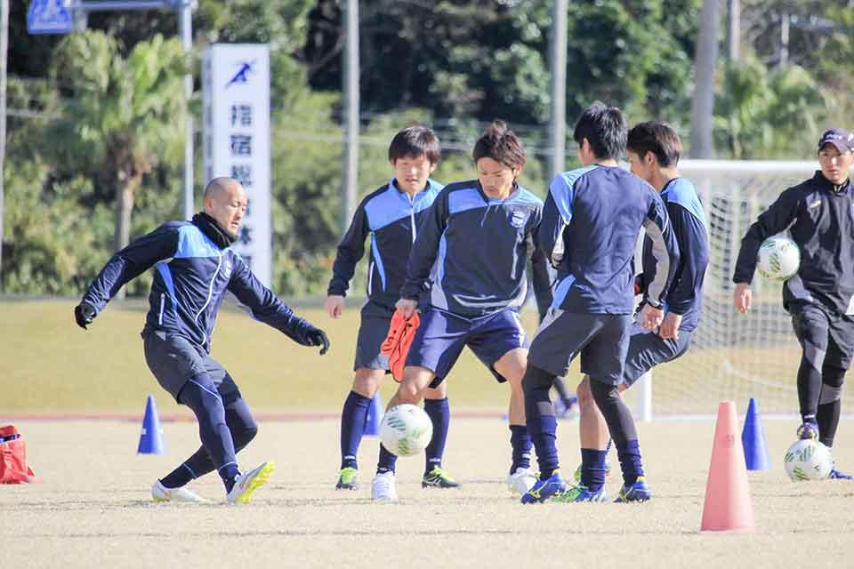 今年も鹿児島県内各地で行われるプロスポーツキャンプがア・ツ・イ