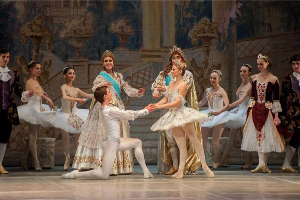 キエフ・クラシック・バレエ 「眠れる森の美女」(全幕)