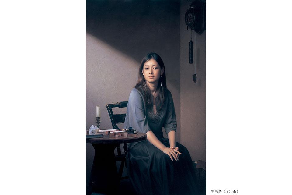 特別企画展「ホキ美術館名品展 ~心ゆさぶる写実絵画~」