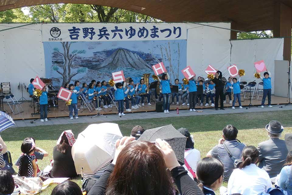 【第13回吉野兵六ゆめまつり】薩摩を舞台にした民話の世界が吉野公園に出現します!