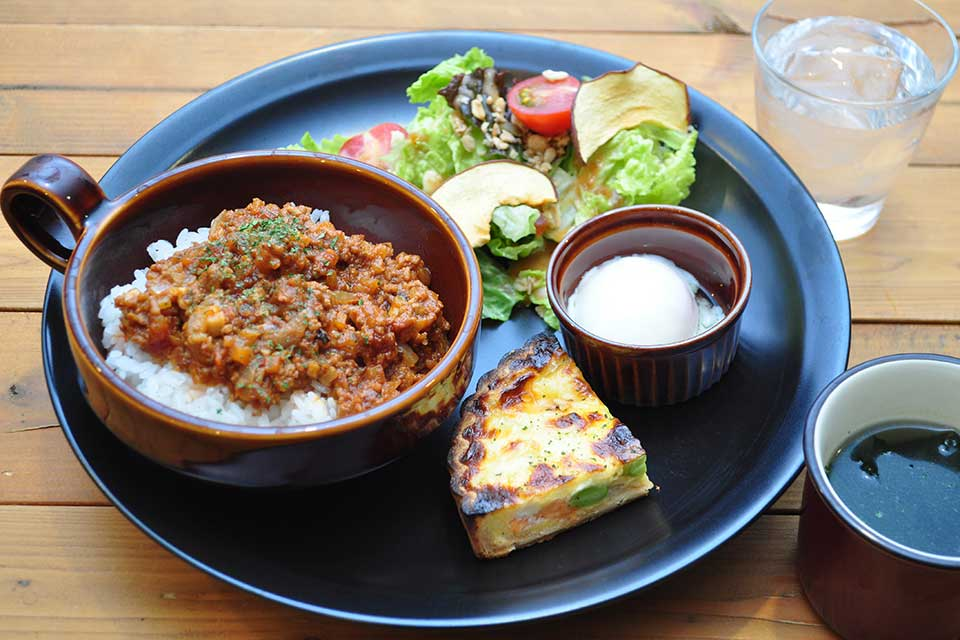 handmade&quiche cafe HANANOYA