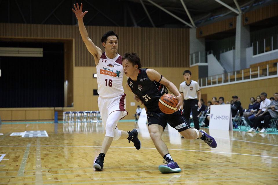 B3 2017-18シーズン ファイナルステージ鹿児島レブナイズvs埼玉ブロンコス