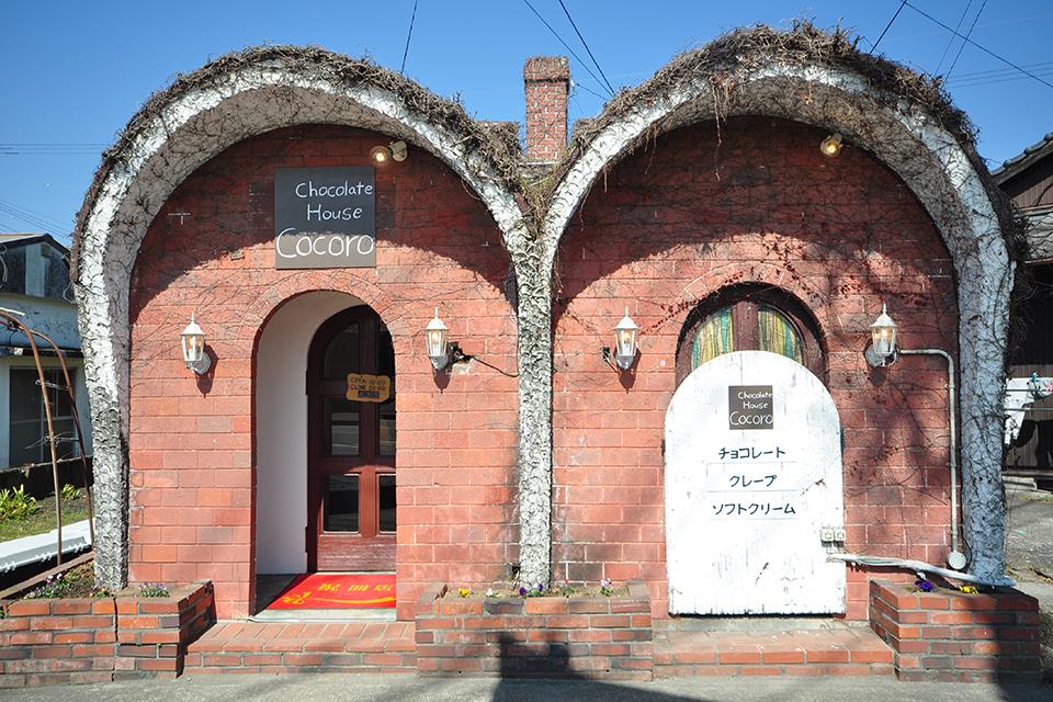 【Chocolate House  Cocoro】チョコ好きに朗報!! 鹿屋に誕生したチョコレートショップ