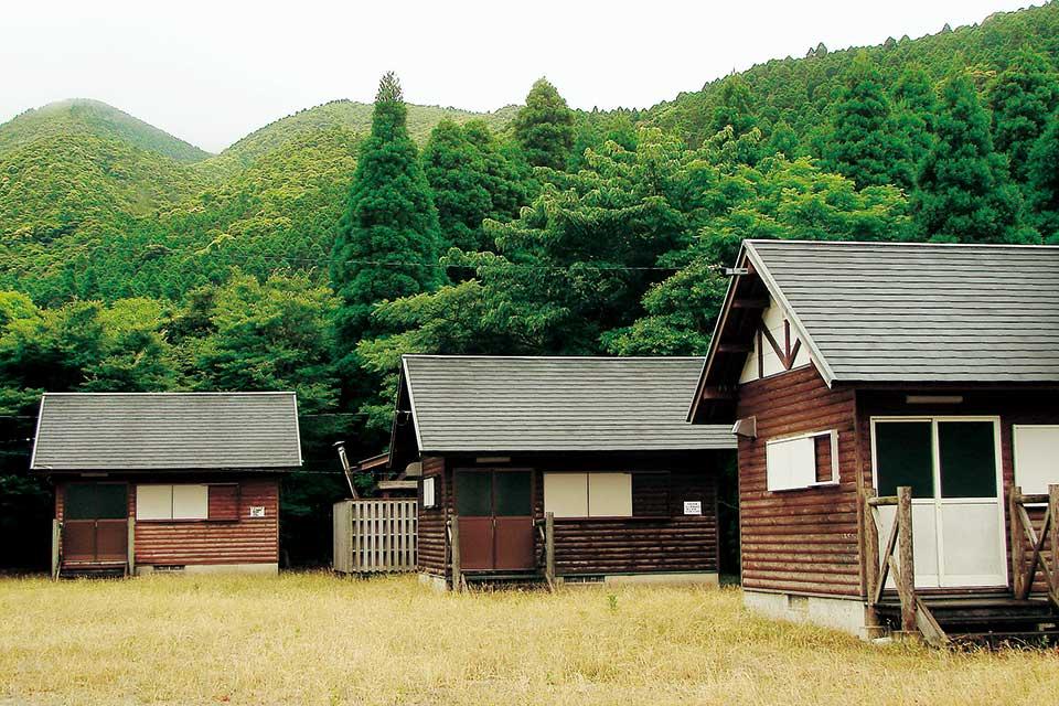二股川キャンプ場