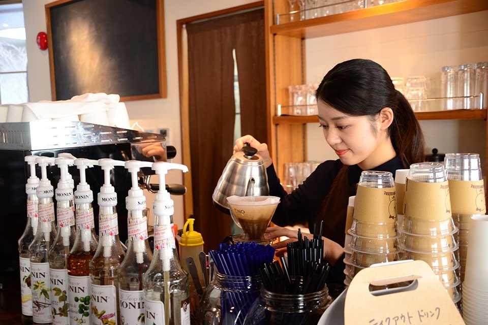 【PERICO cafe】コーヒー好きさんも注目!人気カフェでスタートしたパスタランチ