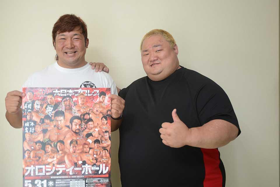 【大日本プロレス】ストロング&デスマッチ!!大日本プロレスが久しぶりの鹿児島で熱闘を繰り広げる