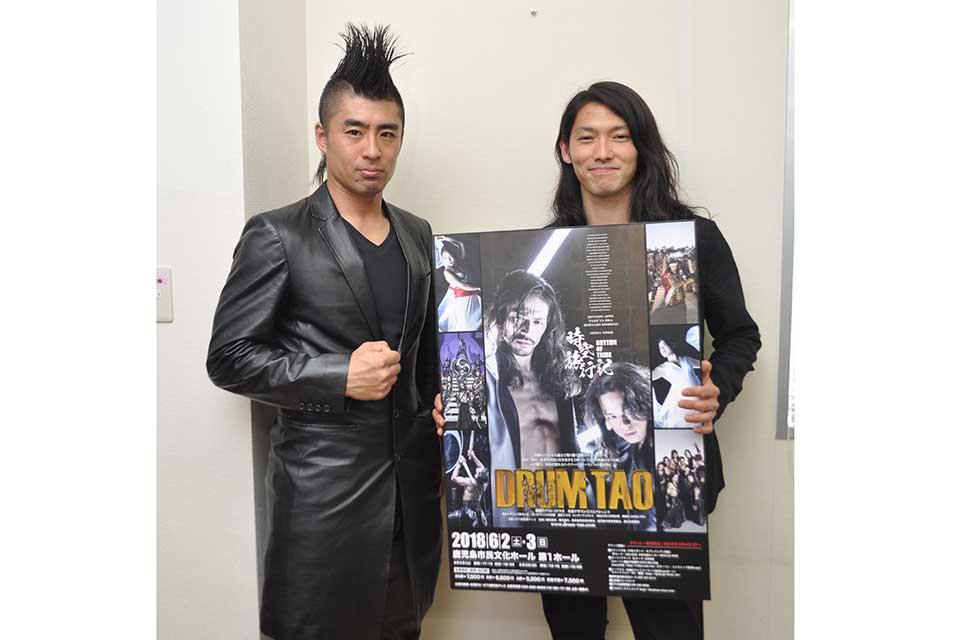 【DRUM TAO】時空を旅する!?和太鼓エンタテインメント集団・DRUM TAOの新作舞台