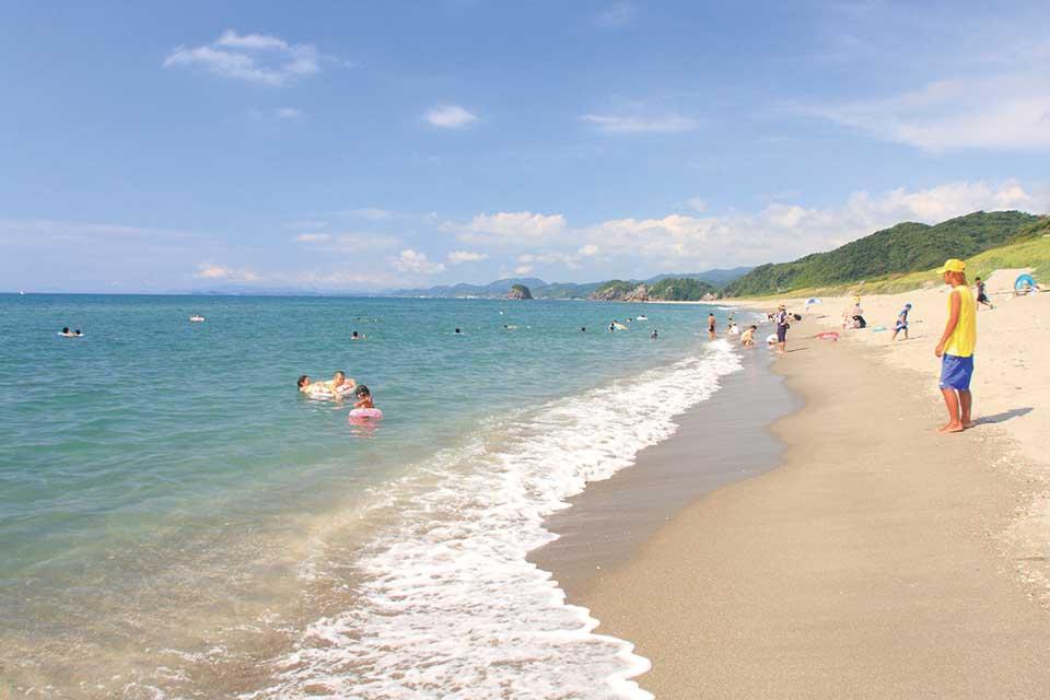 唐浜海水浴場