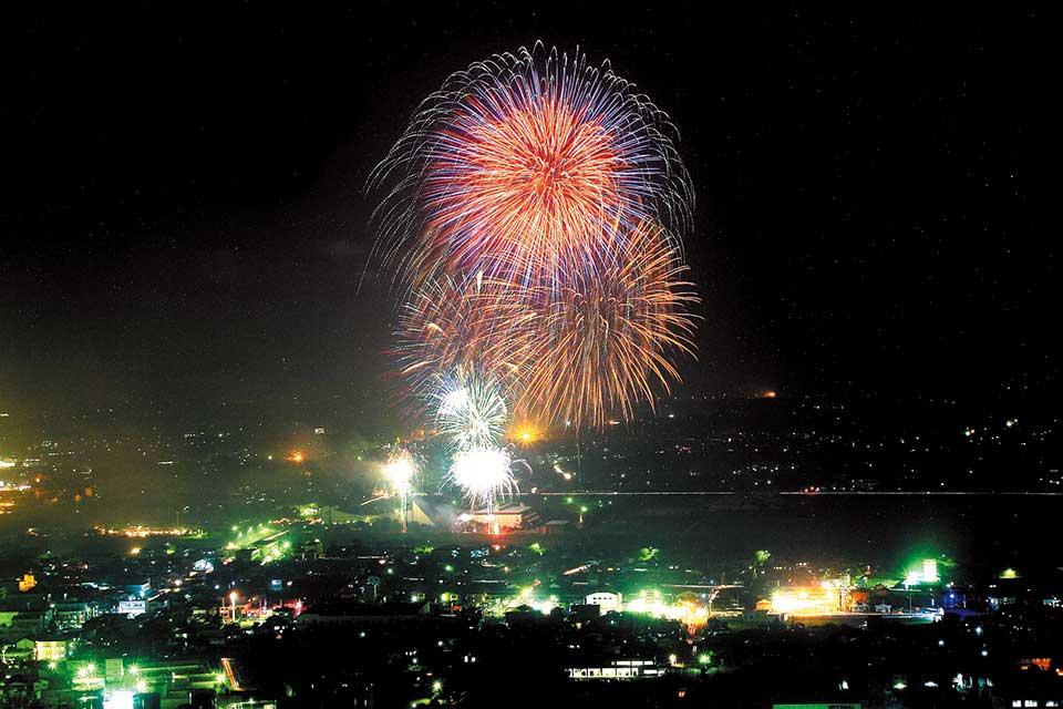 第36回夏祭りいずみ「鶴翔祭」