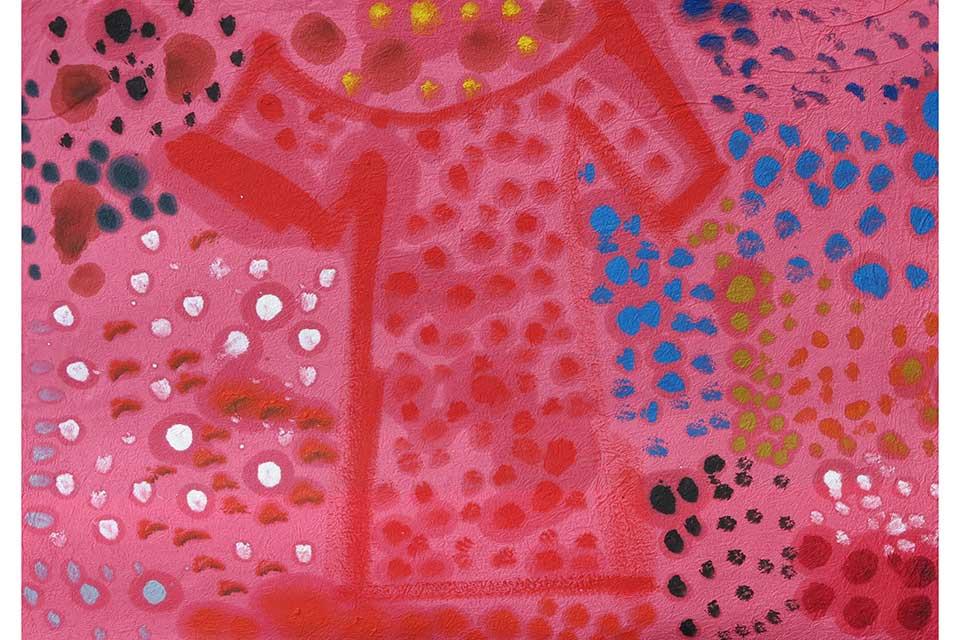 【『~虹色の無垢~ 第3回 馬場慧 絵画展』】ギャラリー杜でアートなひとときを
