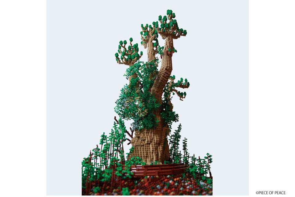 PIECE OF PEACE 『レゴ® ブロック』で作った世界遺産展 PART-3