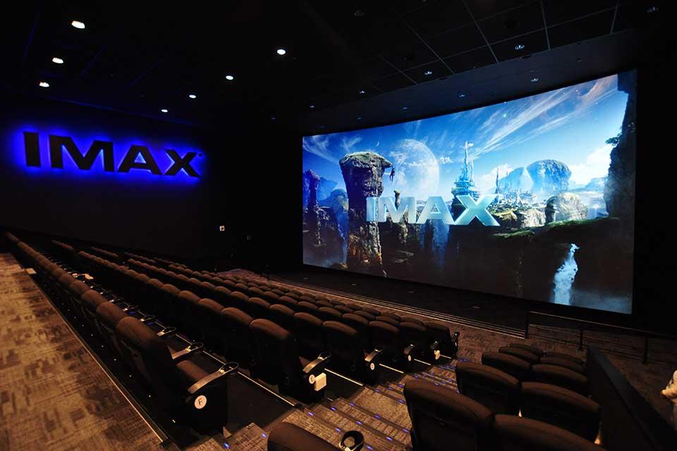 【IMAX®デジタルシアター】世界最高レベルのシアターで臨場感溢れる映像体験を